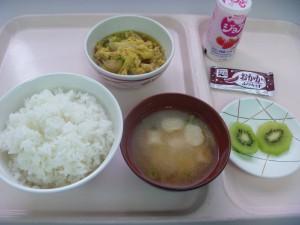 朝食和食2013.3.29